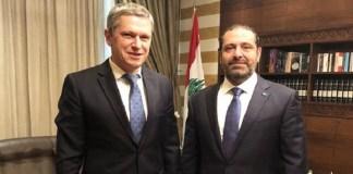 Ливан и Беларусь активизируют сотрудничество