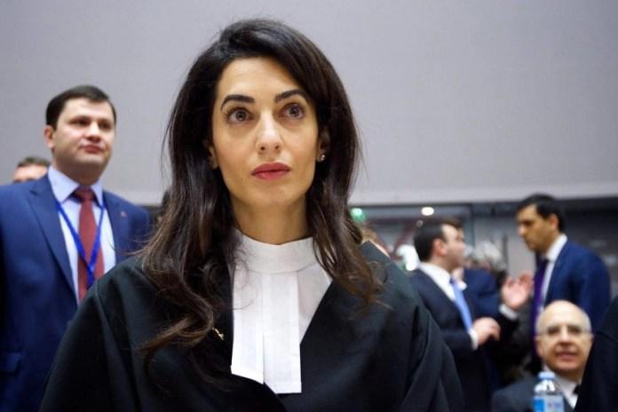 Амаль Аламуддин Клуни