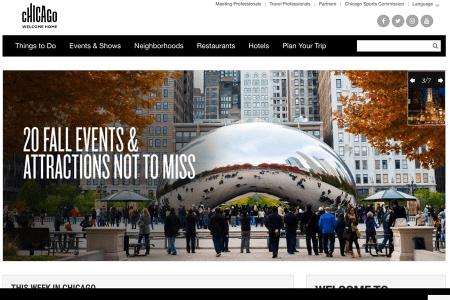 シカゴのサイト