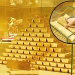 世界の有力銀行の支援があれば巨大な量の金塊換金は可能になる  第1,072号