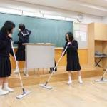 大統領自ら日本の学校掃除に注目 第1,243号