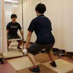 整体歩行に必要な正しい姿勢を作るための体操  第1,320号