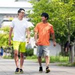 正しい歩行姿勢習慣は.精神や内臓の健康に多大な好影響!  第1,540号
