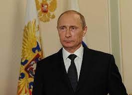 プーチンには知力があり.強い意志と非情さもある  第 2,126 号