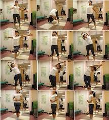 着実に背骨周りは軟らかくなり姿勢や動作のしなやかさが変わった  第 2,120 号