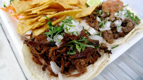 This reporter's taco challenge has us intrigued and hungry. (Photo: tannazie/Flickr.)