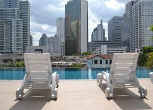 Bangkok City Views,  Downside of Airbnb, Holiday Rentals