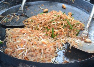 Pad Thai, Bangkok Street Food, Cheap Eats, Thailand