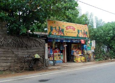 Local Shops Southern Coast, South Sri Lanka Tour, Independent Travel