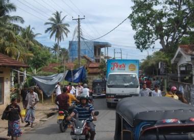 Tsunami Evacuation, South Sri Lanka Tour, Independent Travel, Asia