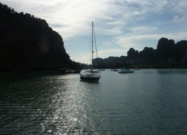 Railay Central Pier, Best Islands in Thailand Southern Thai Islands