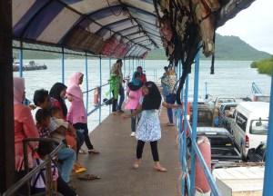 Boat to Ko Lanta Noi, Low season in Krabi Thailand, Southeast Asia