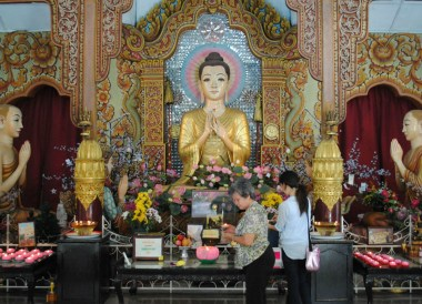 Dhammikarama Temple, Quick Guide to Georgetown Penang, Malaysia, Asia