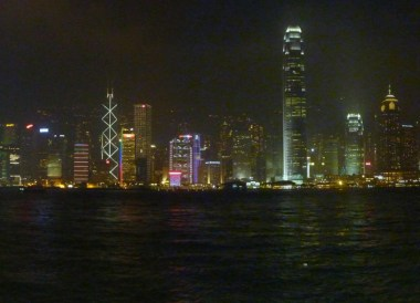 Harbour Night Views, Tourist Attractions in Macau China