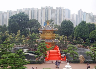 Nan Lian Garden, Hong Kong by Train Travel, MTR Top Attractions, Asia