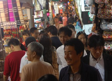 Temple Street Night Market, Hong Kong by Train Travel, MTR Top Attractions, Asia