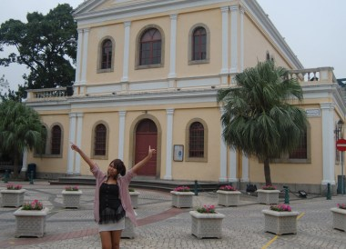 Our Lady of Carmel Parish, Tourist Attractions in Macau China