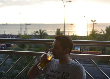 Beer at Mall of Asia in Metro Manila, Philippines, Southeast Asia