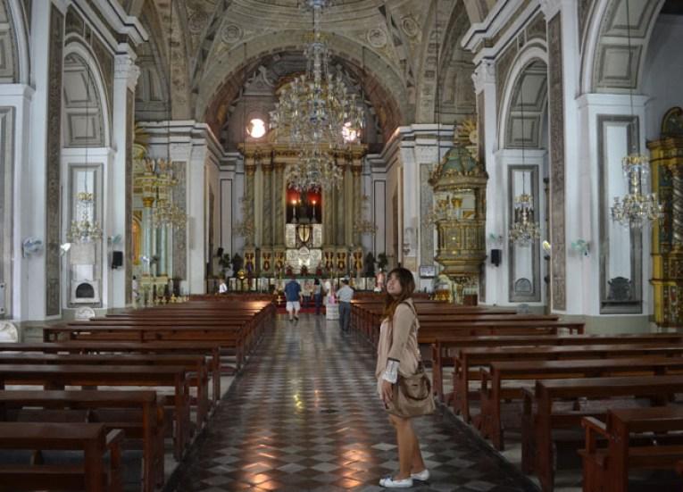 San Augustin Intramuros. Manila Tourism, Philippines, Southeast Asia