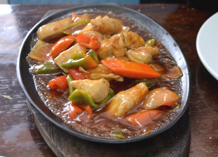 Sizzling Gambas, Top 10 Filipino Food, Philippines, Southeast Asia