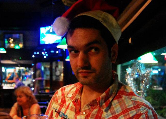 Christmas at The Dubliner Irish Bar in Bangkok