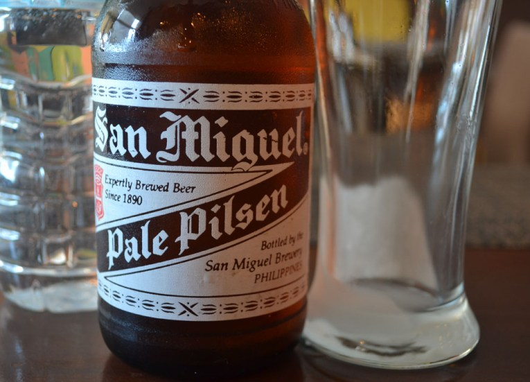 San Miguel Pale Pilsen, Best Beer in Asia Philippines, Southeast Asia