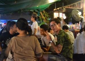 Retro Beer Cocktail Bar, Bangkok Retro Market, Southeast Asia