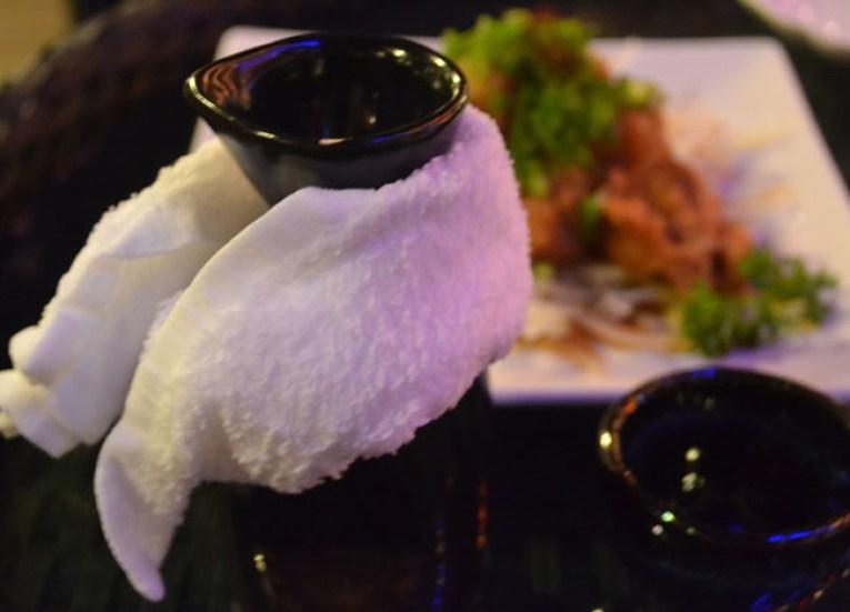 Sake at Izakaya, Top 50 Foods of Asia, Asian Food Guide