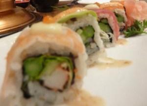 Sushi Maki Rolls, Japanese Food Fetish Bangkok, Southeast Asia