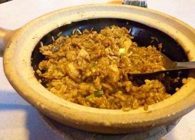 Claypot Chicken, Jalan Alor Food Street, Kuala Lumpur, Southeast Asia
