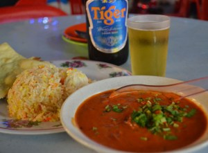 South Indian Food, Best Food Courts in Georgetown Penang