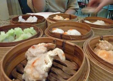 Dim Sum Bites, Bangkok Chinatown, Eating Chinese Food, Southeast Asia