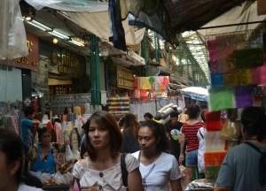 Sampeng Market, Bangkok Little India, Phahurat Road, Southeast Asia