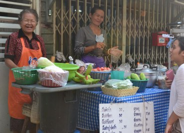 Local Som Tam, Bangkok Simple Life, Local Thai Living, Southeast Asia