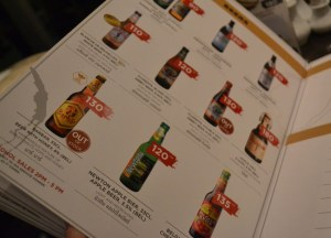 Beer Selection, K Village, Wine Connection Bangkok, Thailand, Asia