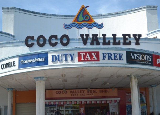 Coco Valley Langkawi Duty Free Island, Underwater World Pantai Cenang