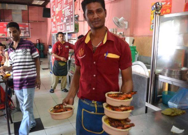 ClayPot Biryani Restoran Kapitan, Georgetown Indian Mamak Restaurants