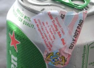 Cheap Alcohol, Langkawi Duty Free Island, Pantai Ceneng Southeast Asia