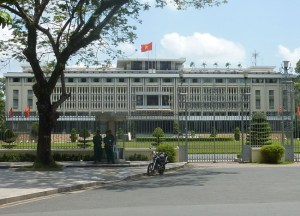 Reunification Palace, Independence Palace, Ho Chi Minh City Centre