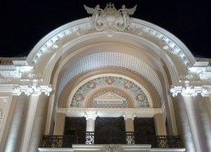 Opera House, Ho Chi Minh City Centre Saigon, Southeast Asia