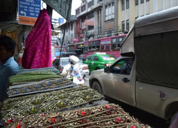 Roadside Stalls, Bangkok Little India, Phahurat Road, Southeast Asia