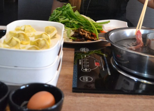 Swish Swish, Shabu Shabu King Japanese Hot Pot, Sukhumvit Bangkok