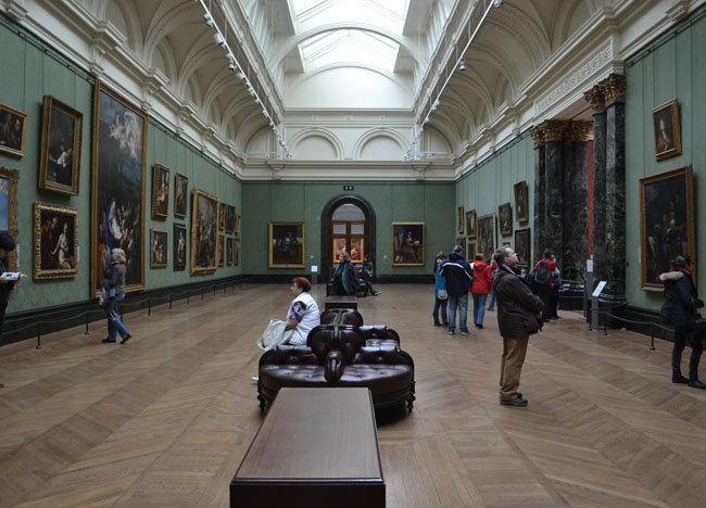 London National Gallery, London Stopover, Cheap and Free Attractions