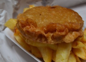 Back to Chip Shops, Moving Backwards to Move Forward