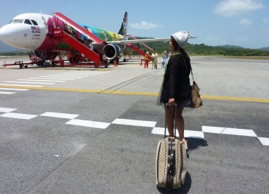 AirAsia Flights, Living in Chiang Mai Northern Thailand