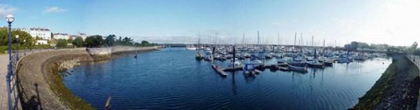 Bangor Marina Seafront, Top 10 Northern Ireland Attractions NI