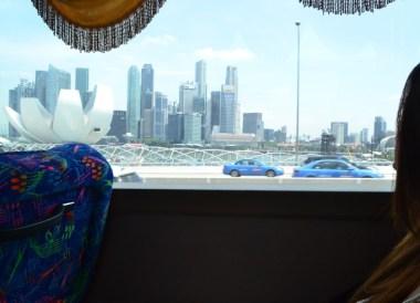 Starmart Express Bus, Singapore to Bangkok Overland Island Hopping