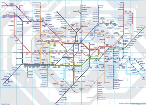 London Underground Line, Cheap and Free Attractions, London Stopover