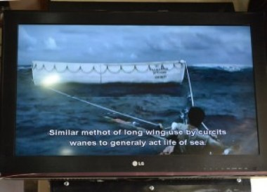 Worst Subtitles Ever, Singapore to Bangkok Overland Island Hopping