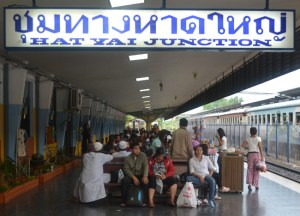 Long Haul Trains, Long Distance Travel in Thailand, Bangkok